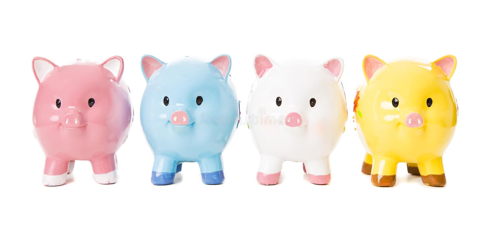 Download Piggy banks stock image. Image of finance, banks, financial - 7921511