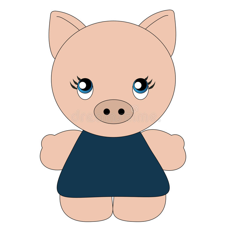 piggy royalty free stock images