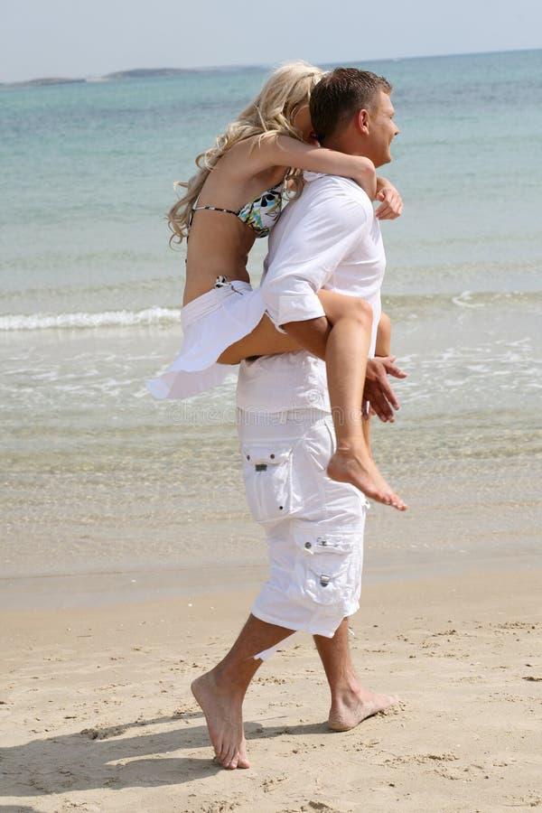 piggyback стоковая фотография