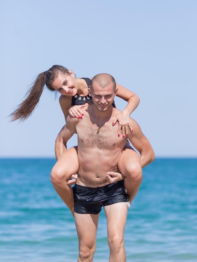 piggyback obraz royalty free