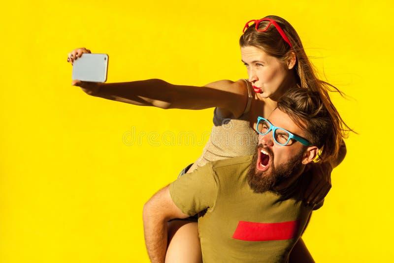 piggyback στοκ φωτογραφίες