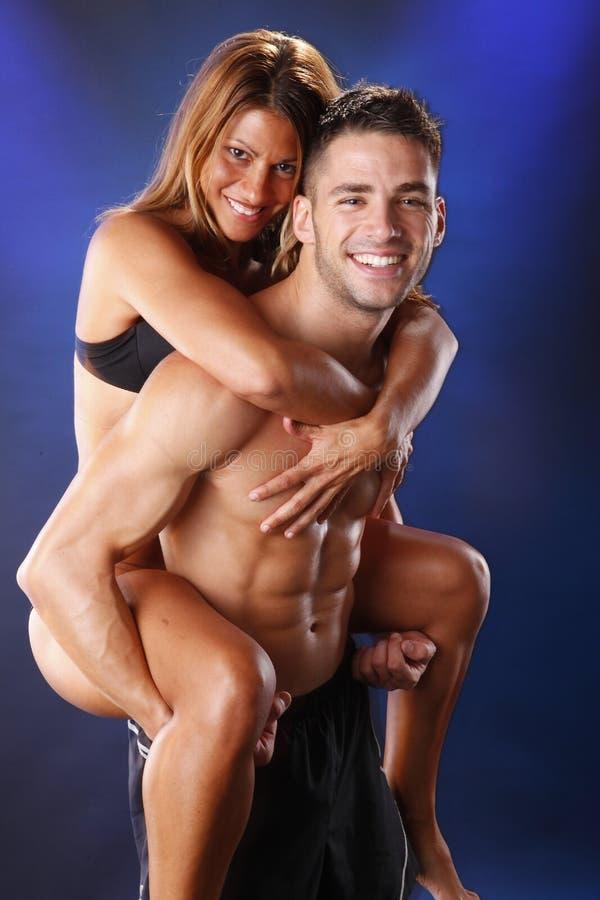 Download Piggyback love stock photo. Image of cheerful, piggyback - 15763300