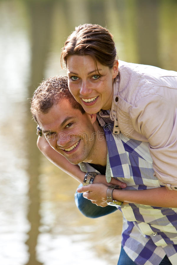 Download Piggyback Ride Royalty Free Stock Photography - Image: 14006937