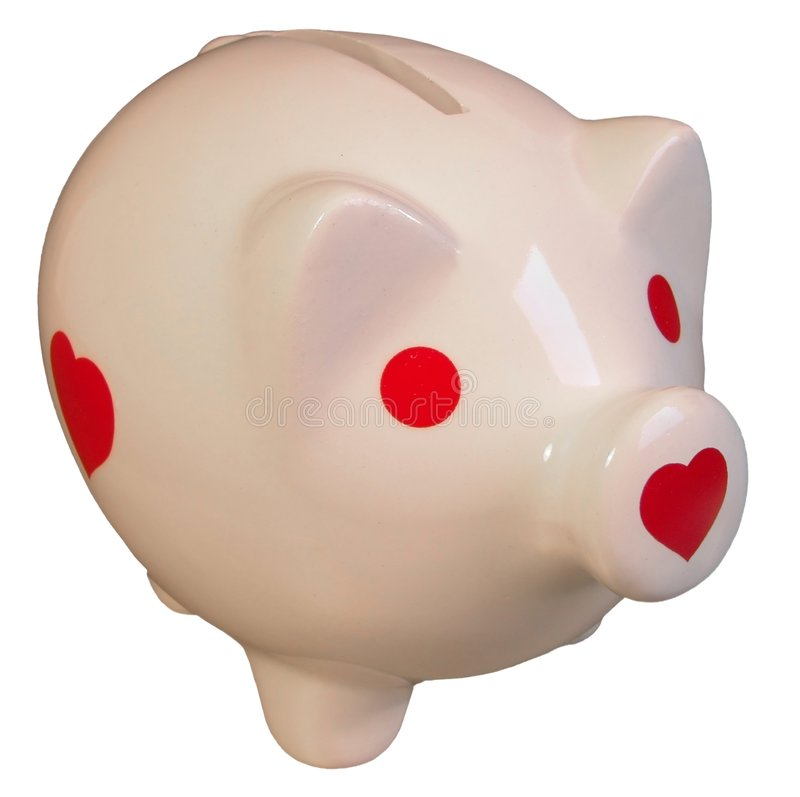 Piggybank immagini stock