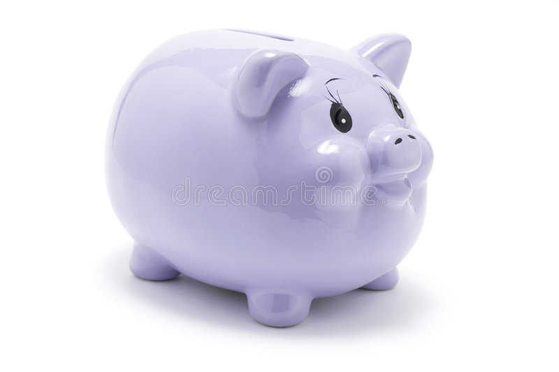 Download Piggybank stock photo. Image of single, isolated, investment - 2767856