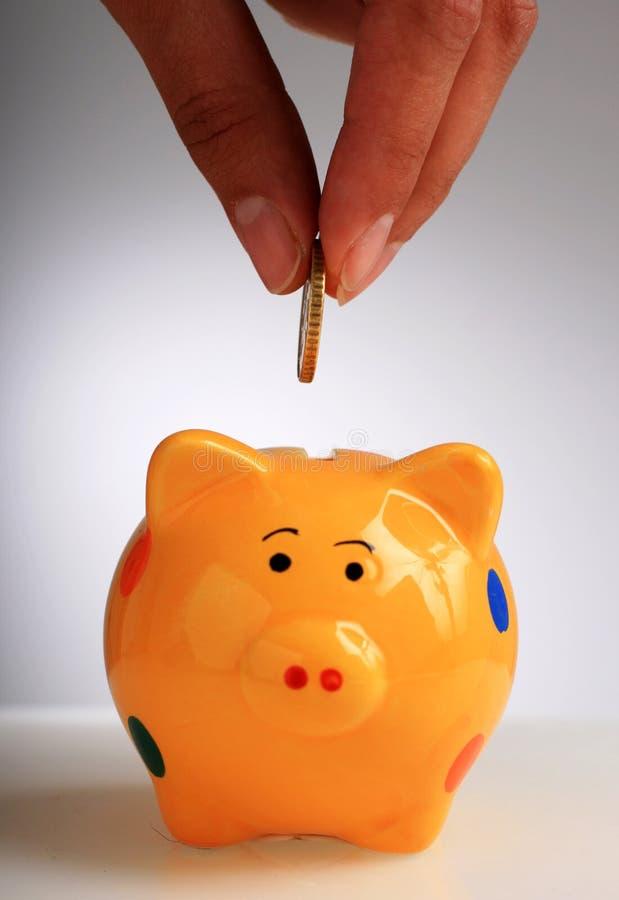 Piggybank. fotos de stock royalty free