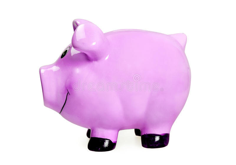 Piggybank royaltyfri foto
