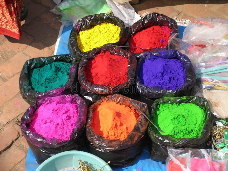 pigmentów obrazy royalty free