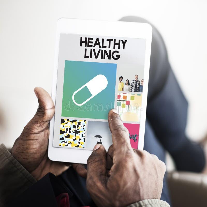 Pigułka leków lekarstwa lekarstwa traktowania opieka zdrowotna Wyszukuje Concep obraz royalty free