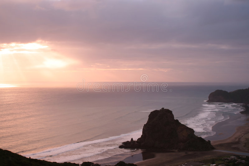 Piha royalty free stock photography