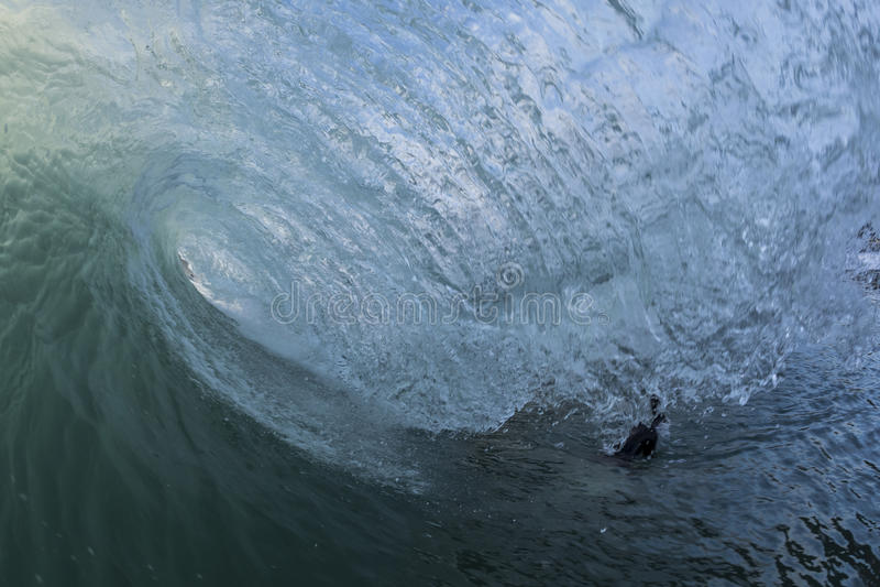 Piha Surf royalty free stock photography