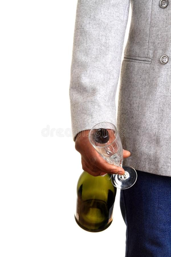 Pijący obrazy royalty free