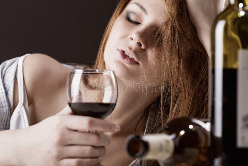 Pijący obrazy stock