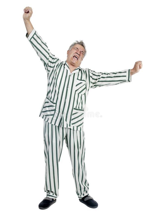 Pijamas fotografía de archivo libre de regalías
