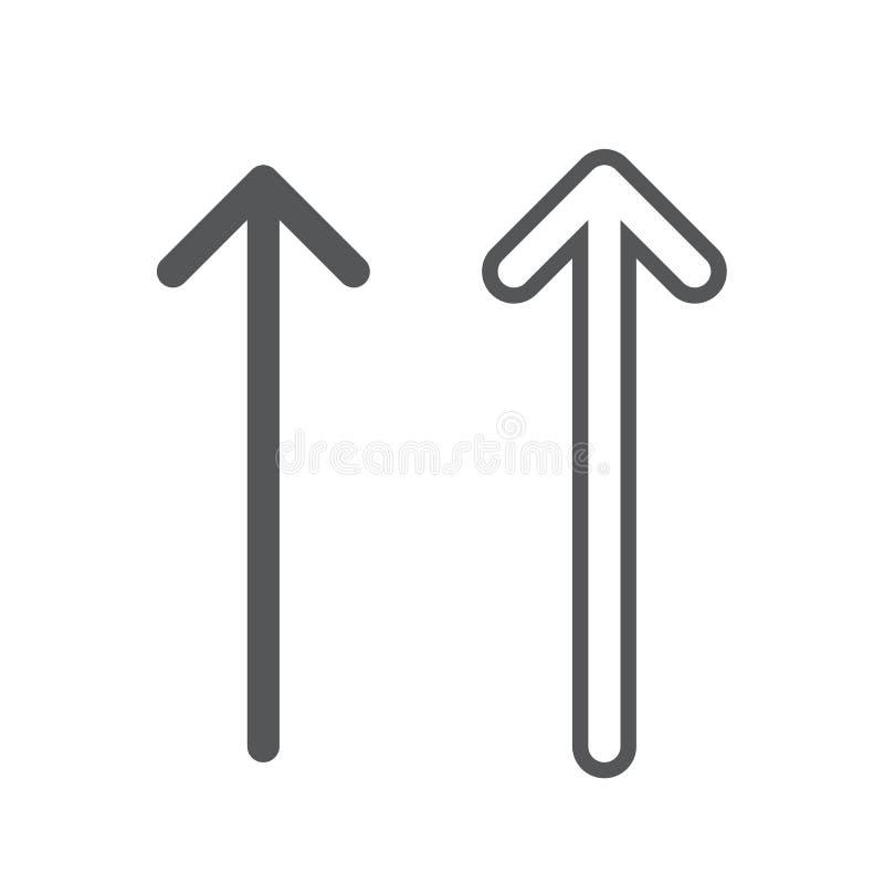 Pijlen vectorinzameling met elegante vrije stijl en zwarte kleur op wit pictogram als achtergrond en pijl vector illustratie