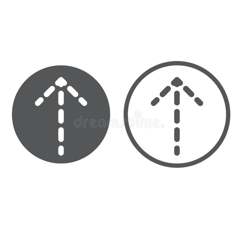 Pijlen vectorinzameling met elegante vrije stijl en zwarte kleur op wit pictogram als achtergrond en pijl royalty-vrije illustratie