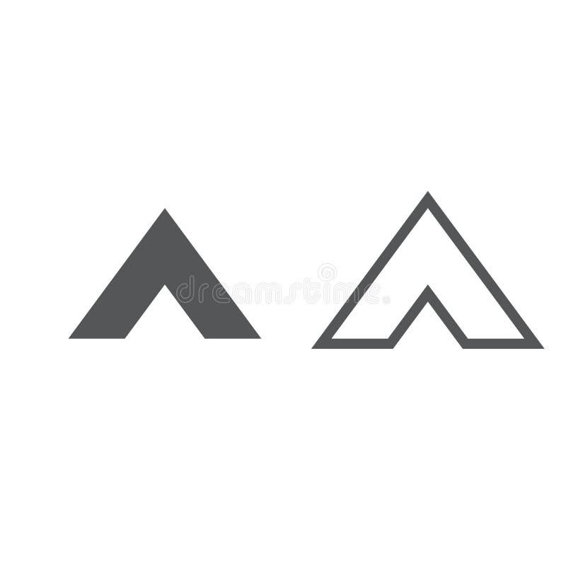 Pijlen vectorinzameling met elegante vrije stijl en zwarte kleur op wit pictogram als achtergrond en pijl stock illustratie