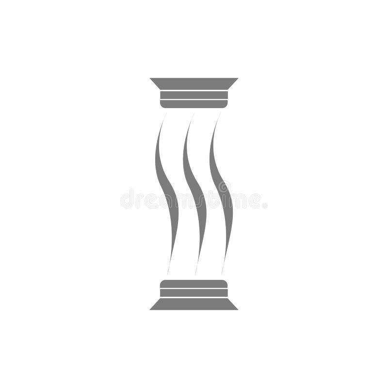 pijler vector illustratie