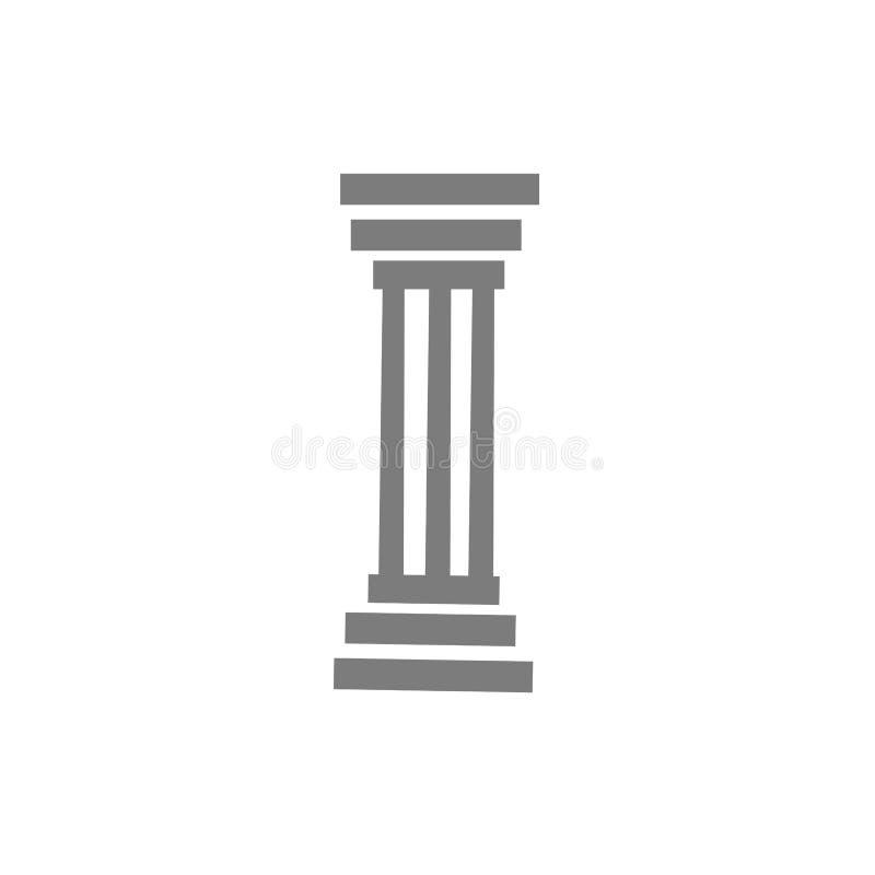 pijler royalty-vrije illustratie