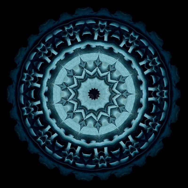 Pijpcirkel royalty-vrije stock afbeelding