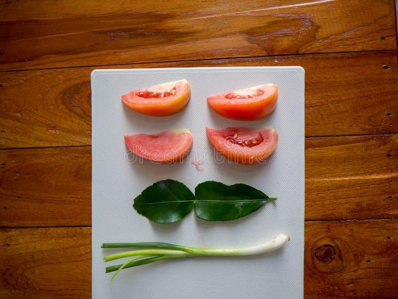 Pikantność używać w karmowym przygotowaniu dla śniadania fotografia stock