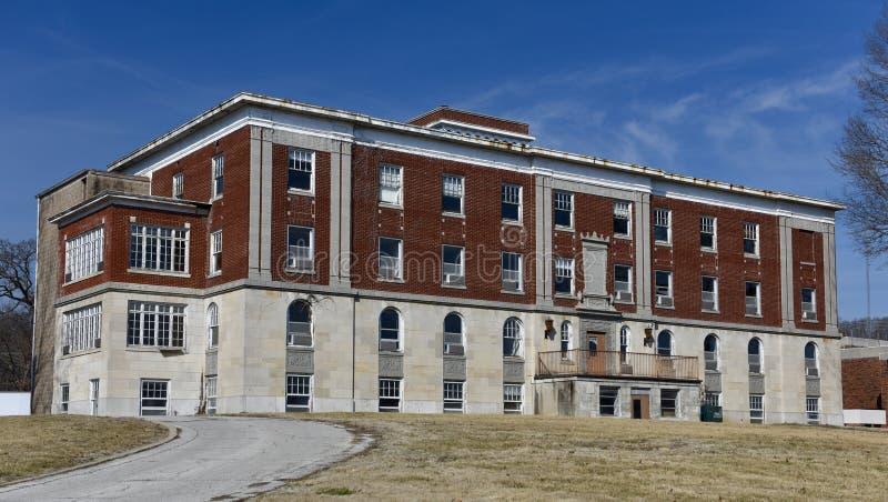 Pike County Krankenhaus stockfotos
