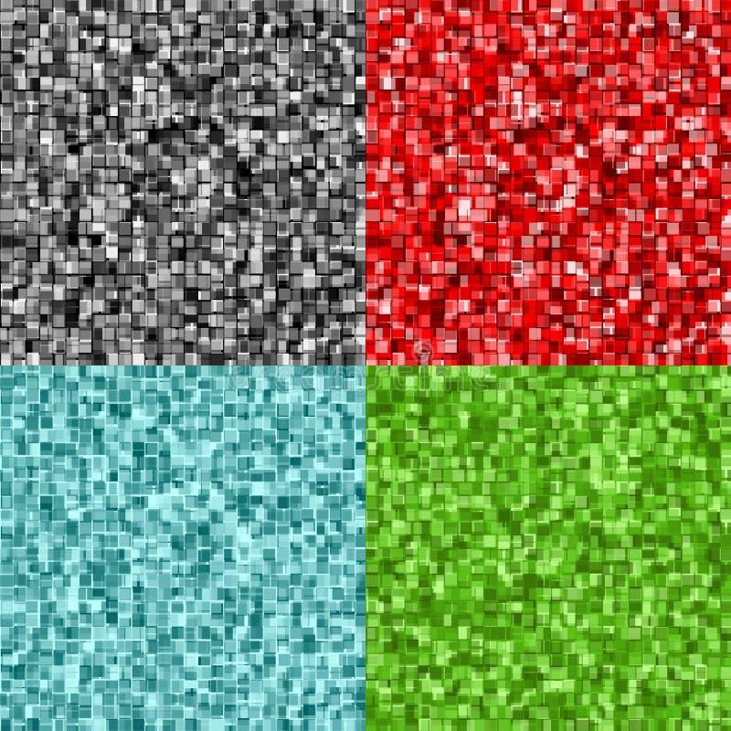Piksel błyskotliwości tła ilustracji
