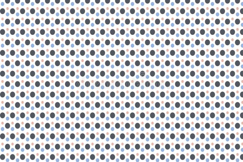 Piksel Geometryczna tekstura royalty ilustracja
