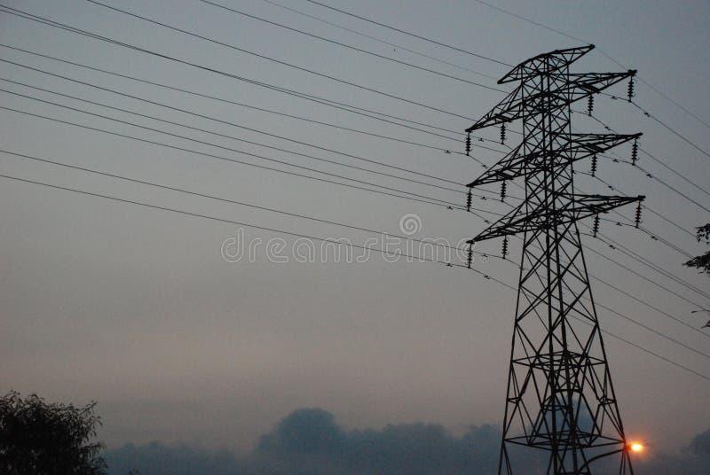 Pilão elétrico imagem de stock
