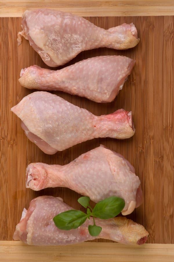 Pilões de galinha fotos de stock