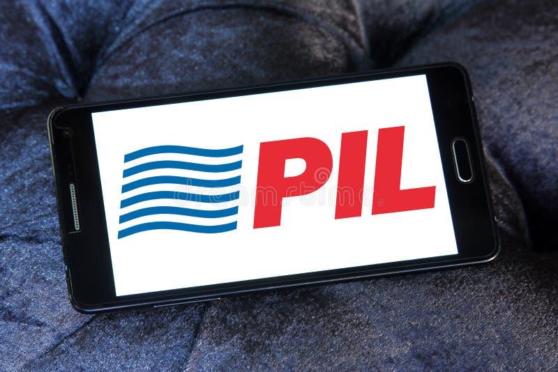 Pil运输商标 免版税库存照片
