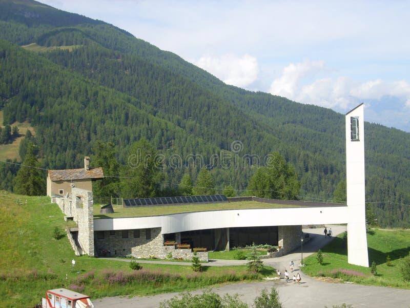 Pila Aosta 01 royalty free stock photo