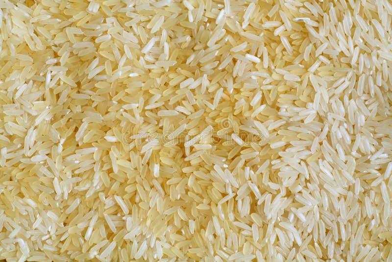 Pila de arroz blanco imagen de archivo