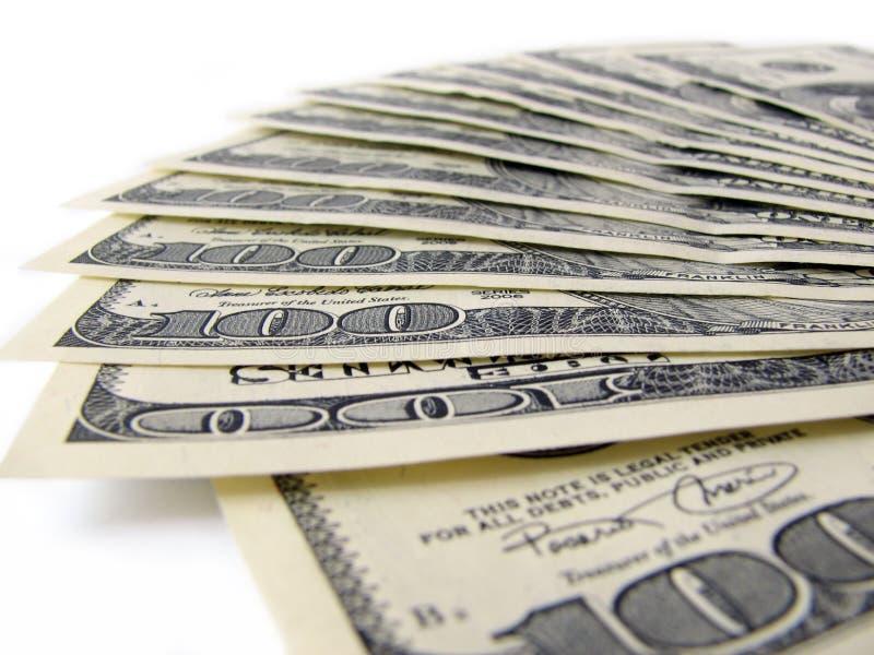 Pila de cuentas de $ 100