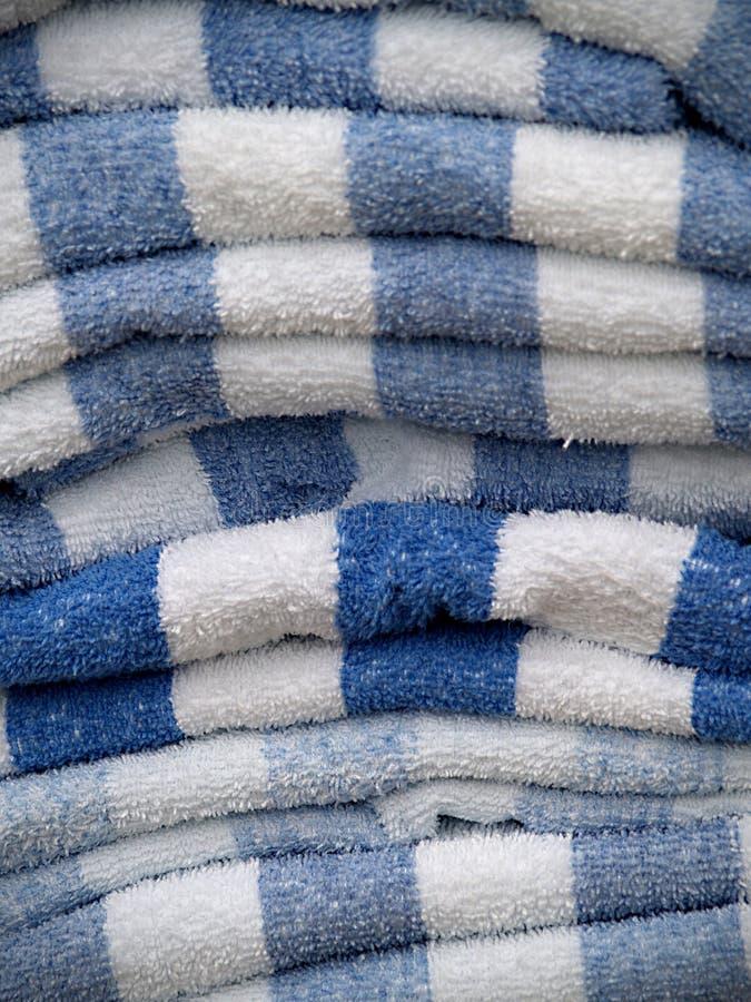 Pila de la toalla fotos de archivo libres de regalías