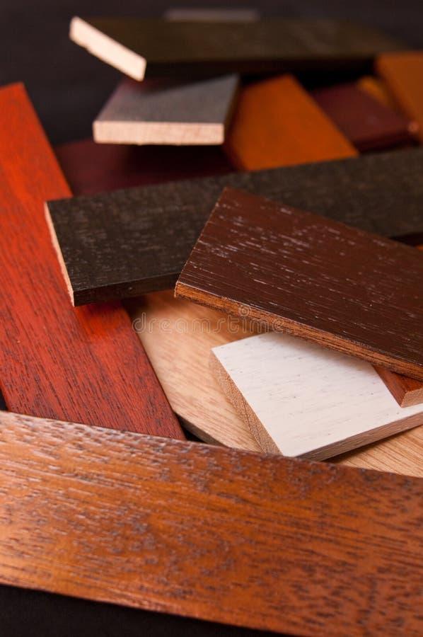Pila de madera   imagen de archivo libre de regalías