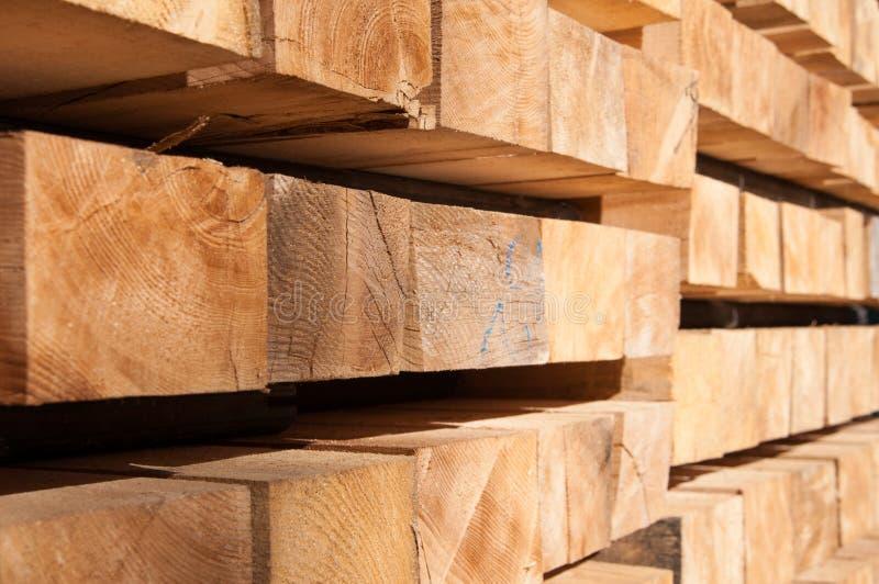 Download Pila De Madera De La Construcción Foto de archivo - Imagen de pedazo, detalle: 64209776
