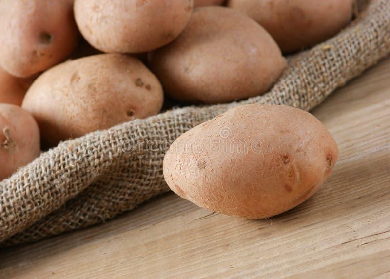 Pila de patatas imagen de archivo