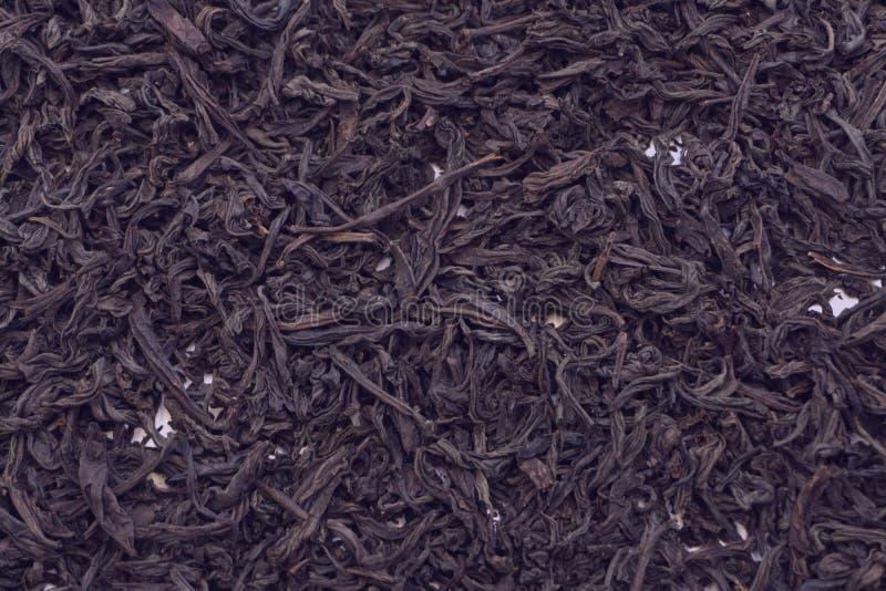 Pila de té verde aislada en el fondo blanco imágenes de archivo libres de regalías