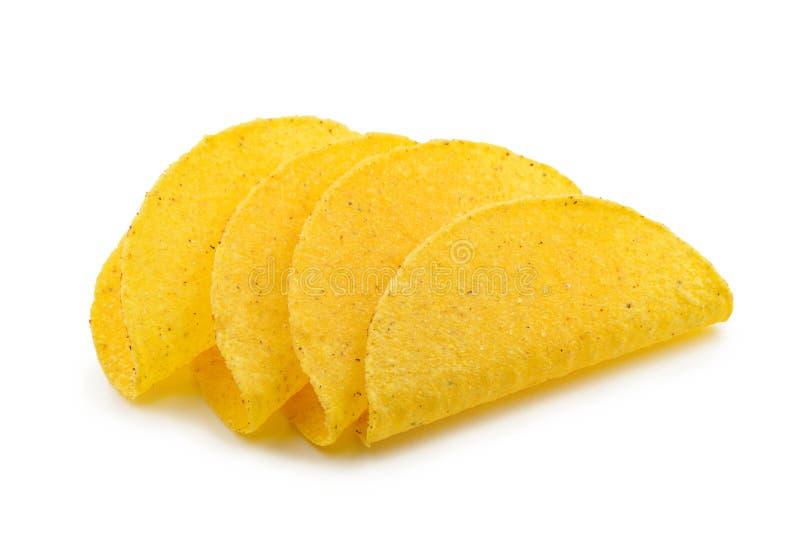 Pila de tortillas de ma?z foto de archivo libre de regalías