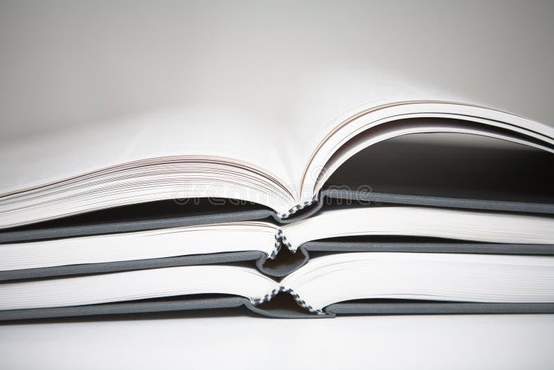 Pila del libro imagen de archivo libre de regalías