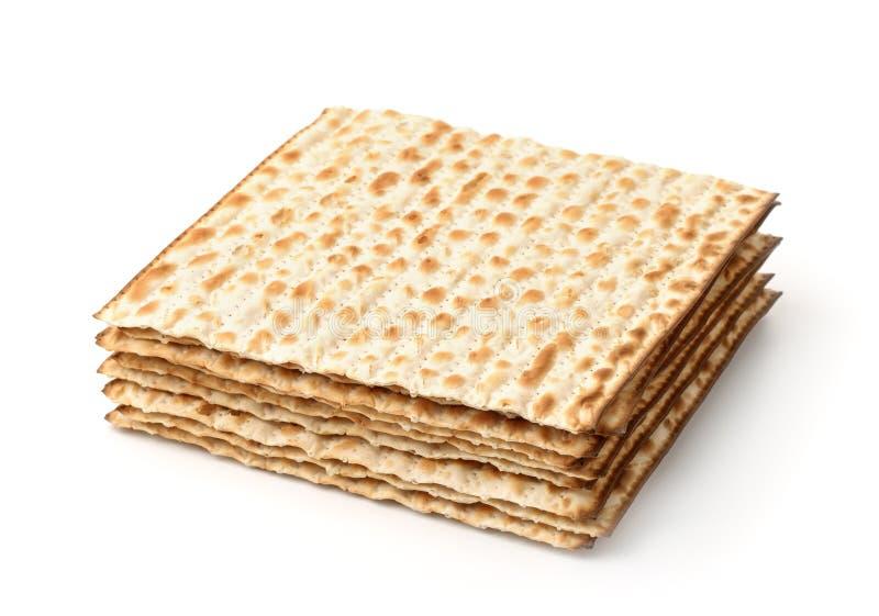 Pila di flatbread del pane azzimo immagine stock