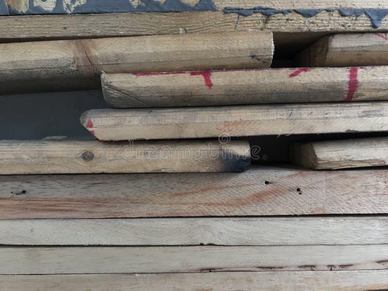 Pila di legno immagini stock libere da diritti
