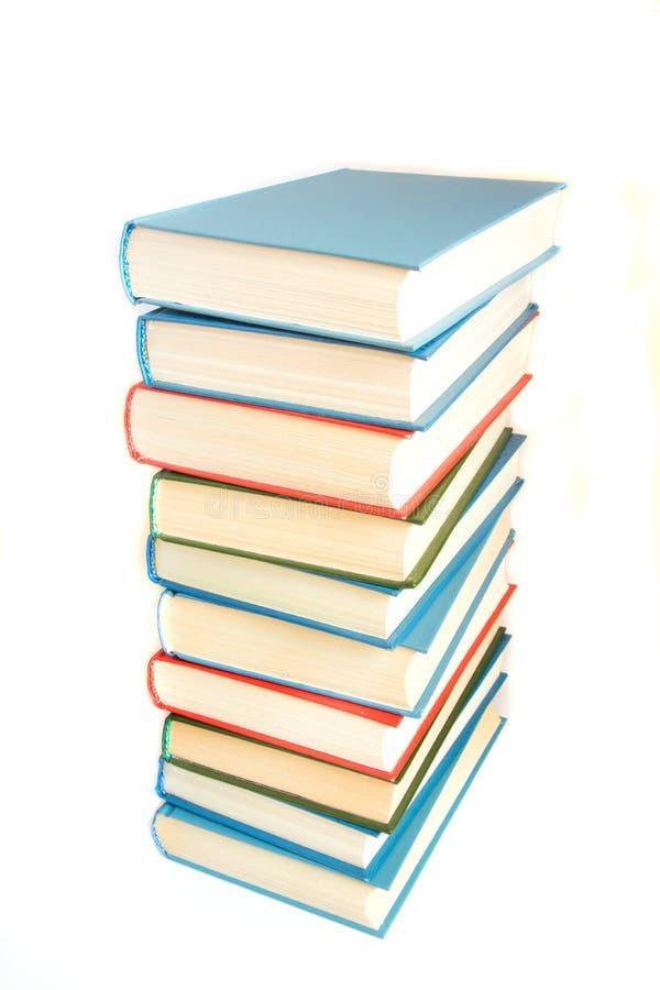 Download Pila di libri immagine stock. Immagine di imparare, colto - 30830951