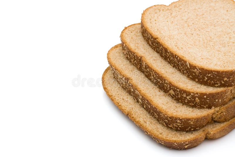Pila di pane immagini stock libere da diritti