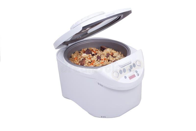 Pilaf Multicooker стоковые изображения
