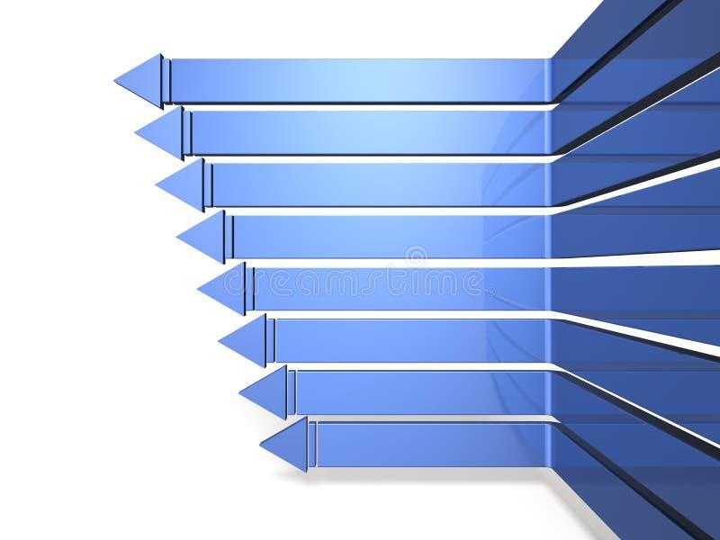 pilar åtta l5At vara in mot vektor illustrationer
