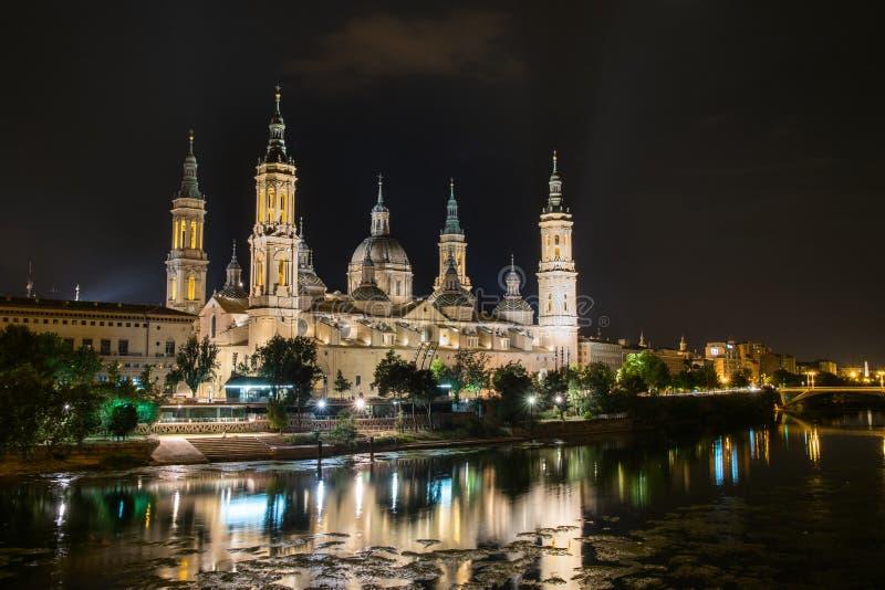 pilar basilicadel royaltyfri fotografi