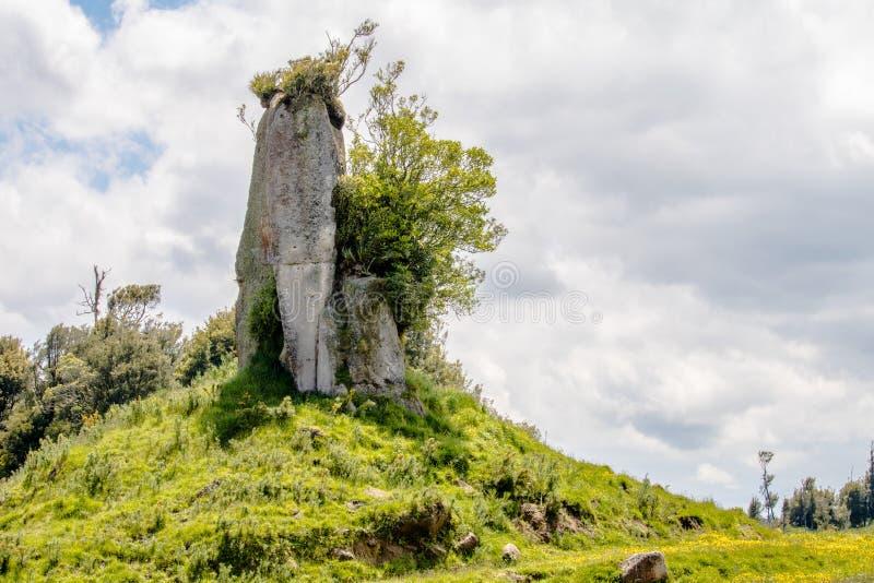Pilar de la piedra - I imagenes de archivo