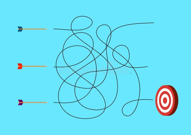 3 pilar med målet Labyrintlabyrintlek Duva som symbol av f?r?lskelse, pease fotografering för bildbyråer